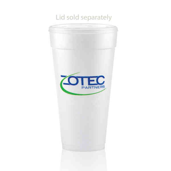 24 oz Foam Cup,