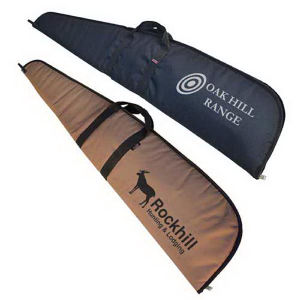 Padded rifle case, 48
