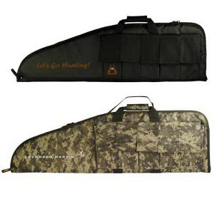 Deluxe rifle case, 41