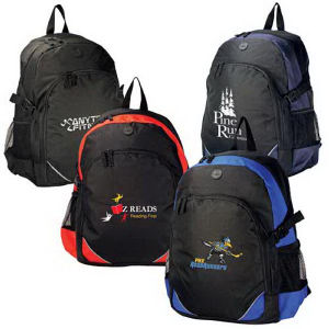 Sports backpack, 300 denier