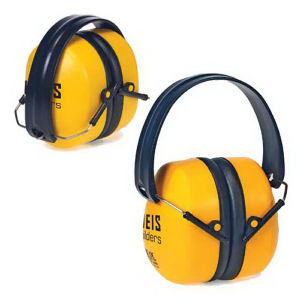 Ear muffs, 37dB.