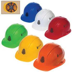Cap style hard hat