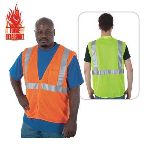 Class 2 compliant flame