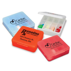 Promotional Pill Boxes-H73