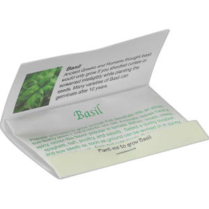 Sprout Tyme - Matchbook