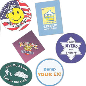 Promotional Labels, Decals, Stickers-152010