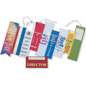 Promotional Award Ribbons-700830