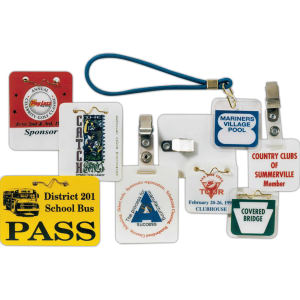 Promotional Name Badges-860400