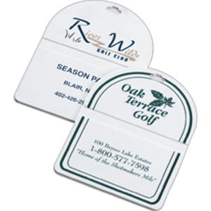 Promotional Golf Bag Tags-GTOT