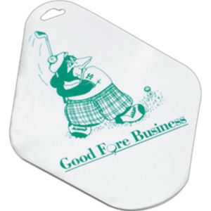 Promotional Golf Bag Tags-