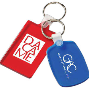 Promotional Vinyl Key Tags-JK-8804