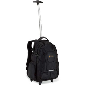 Ancona Rolling Backpack