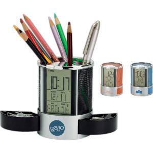 Promotional Desk Clocks-EC3305
