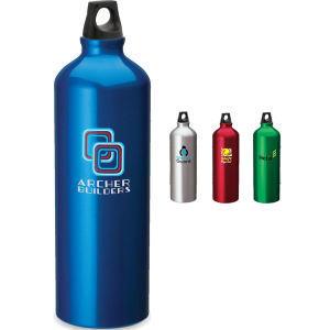 One liter aluminum sport