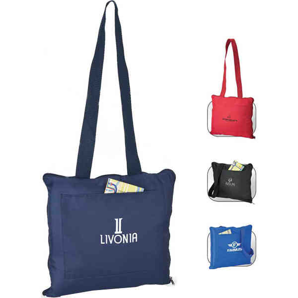 4-in-1 tote that rolls