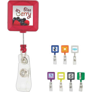 Promotional Retractable Badge Holders-VL3120