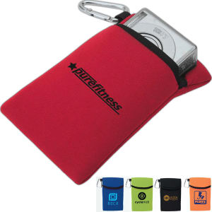 Promotional Vinyl ID Pouch/Holders-KB9713