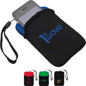 Promotional Vinyl ID Pouch/Holders-KB9712