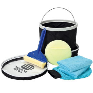 Auto wash kit with
