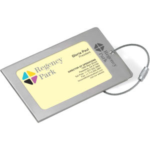 Promotional Luggage Tags-ET200