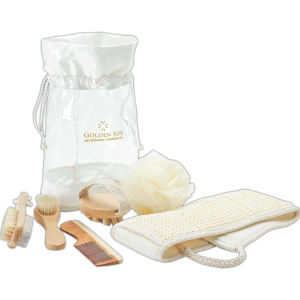 Six piece spa kit