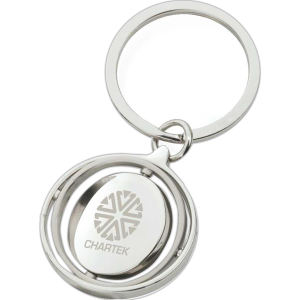 Promotional Metal Keychains-EK1025