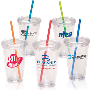 Promotional Drinking Glasses-PL-4357