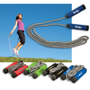 Promotional imprinted Jump Rope