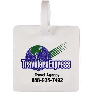 Promotional Golf Bag Tags-BT-SQUARE