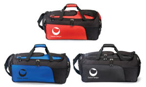 Promotional Gym/Sports Bags-DUFFEL G150