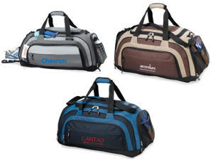Promotional Gym/Sports Bags-DUFFEL G153