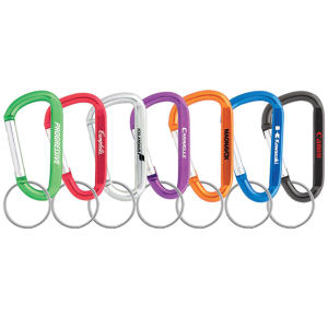 Promotional Carabiner Key Holders-K-375