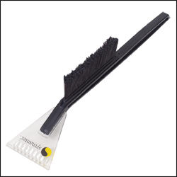 Deluxe snow brush with