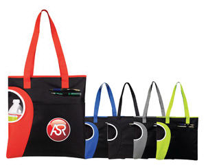 Bottle tote bag with