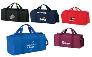 Promotional Gym/Sports Bags-DUFFEL BAG E44