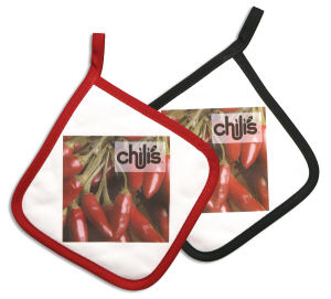 Promotional Oven Mitts/Pot Holders-76-7