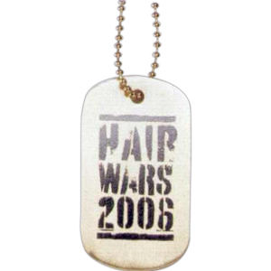 Promotional Dog Tags-DT-AA