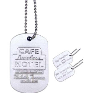 Promotional Dog Tags-DT-EA