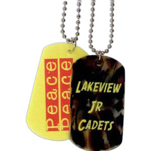 Promotional Dog Tags-DT-S