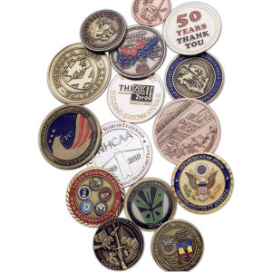 Promotional Tokens & Medallions-DC-225