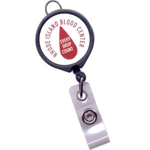 Promotional Retractable Badge Holders-RR904-MD
