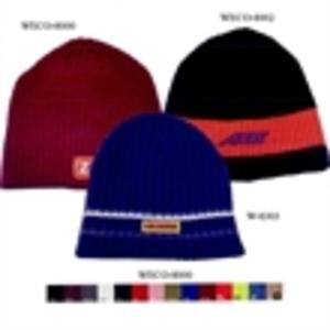 Promotional Knit/Beanie Hats-WECO-8000-B