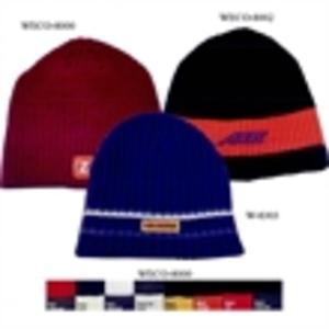 Promotional Knit/Beanie Hats-WECO-8002-B