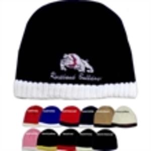 Promotional Knit/Beanie Hats-W-2600