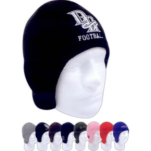 Beanie with a lining