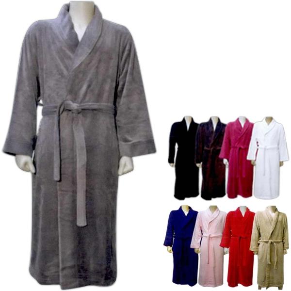 Soft plush robe. 2