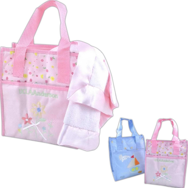 Baby diaper bag. Size: