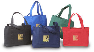 Tug-a-Long - Polyester tote