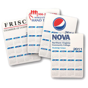 Promotional Magnetic Calendars-Calendar Q58