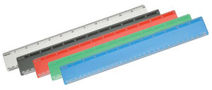 Promotional Rulers/Yardsticks, Measuring-Ruler Q48